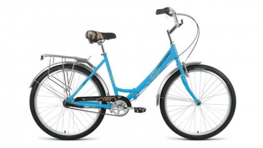 Складной велосипед Forward Sevilla 26 3.0 (2020)