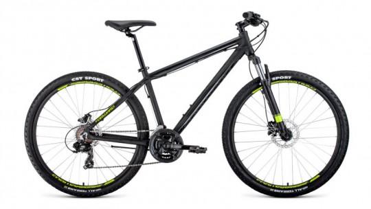 Горный велосипед Forward Apache 27,5 3.0 Disc (2020)