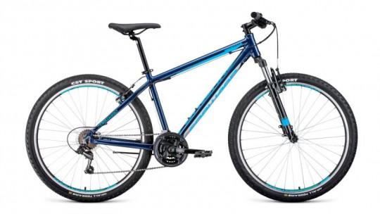 Горный велосипед Forward Apache 27,5 1.0  (2020)