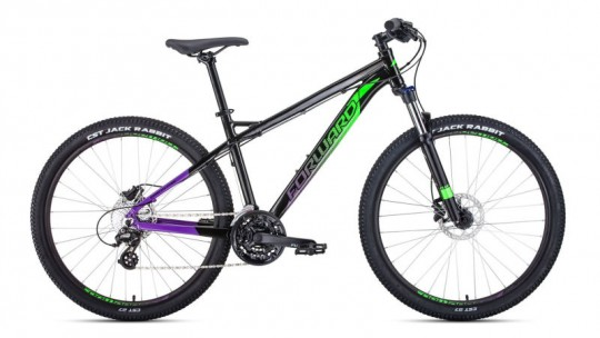 Горный велосипед Forward Quadro 27,5 3.0 Disc (2020)