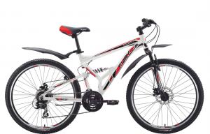 Двухподвесы велосипеды FURY
