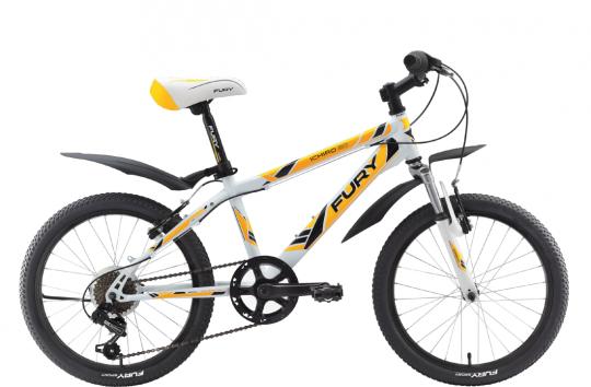 Детский велосипед FURY Ichiro 20 (2014)