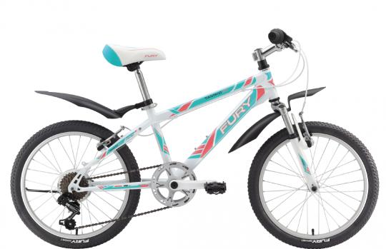 Детский велосипед FURY Tamiko 20 (2014)