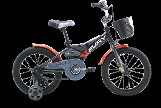 Детский велосипед FURY Akiro 16 (2015)