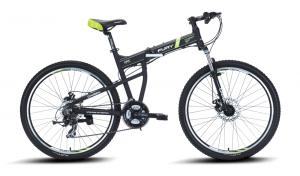 Складной велосипед FURY Daisen (2015)