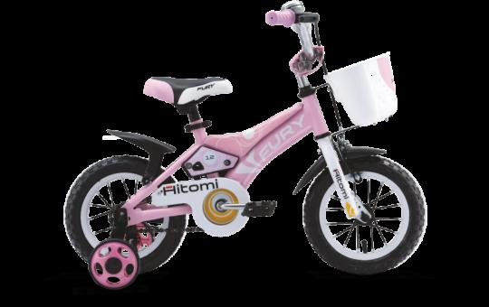 Детский велосипед FURY Hitomi 12 (2015)