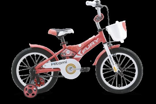 Детский велосипед FURY Hitomi 16 (2015)