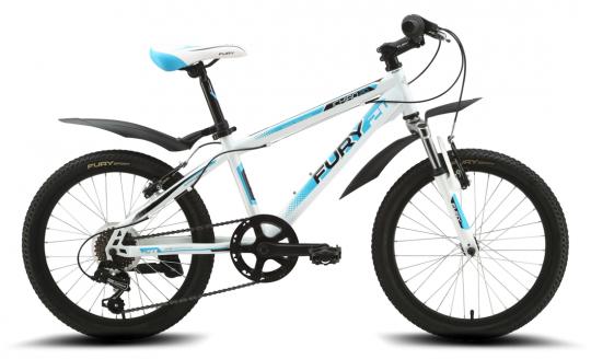 Детский велосипед FURY Ichiro 20 (2015)