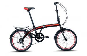 Складной велосипед FURY Kibo (2015)