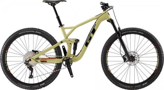 Двухподвес велосипед GT SENSOR 9R COMP (2019)
