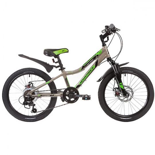 Детский велосипед Novatrack Action 20 Disc (2019)