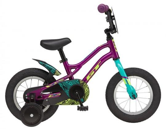 Велосипед детский GT Siren 12 (2017)
