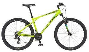 GT горные велосипеды
