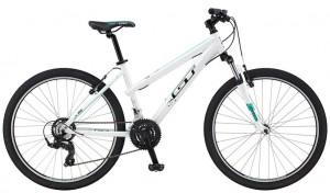 GT женские велосипеды