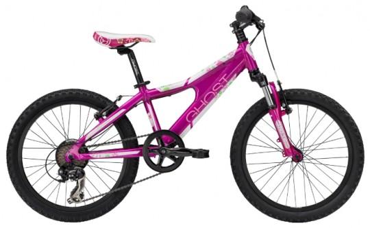 Детский велосипед Ghost Powerkid girl 20 (2013)