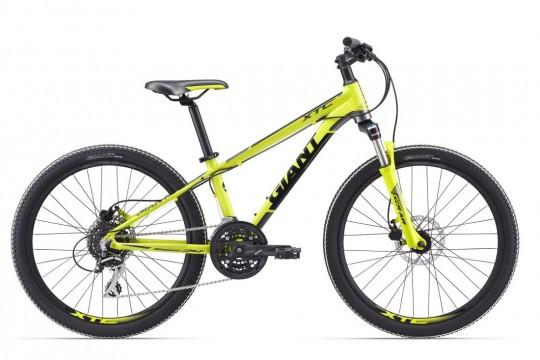 Подростковый велосипед Giant XTC SL JR 24 (2017)