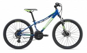 Подростковый велосипед Giant XTC JR 1 Disc 24 (2018)