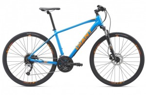 Дорожный велосипед Giant Roam 2 Disc (2019)