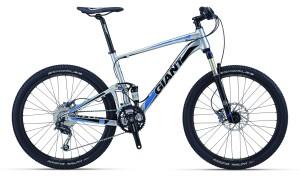 Велосипед Giant Anthem X4 (2012)