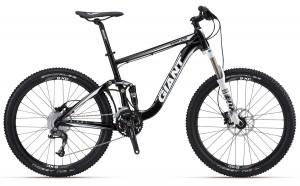 Велосипед Giant Trance X3 (2012)