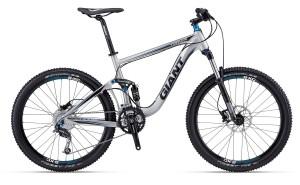 Велосипед Giant Trance X4 (2012)