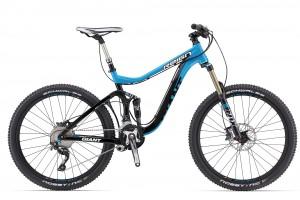 Велосипед Giant Reign 1 (2013)