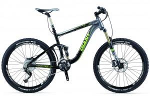 Велосипед Giant Trance X 1 (2013)