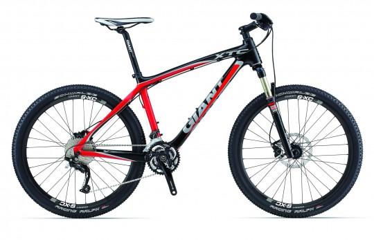 Велосипед Giant XTC Composite 2 (2013)