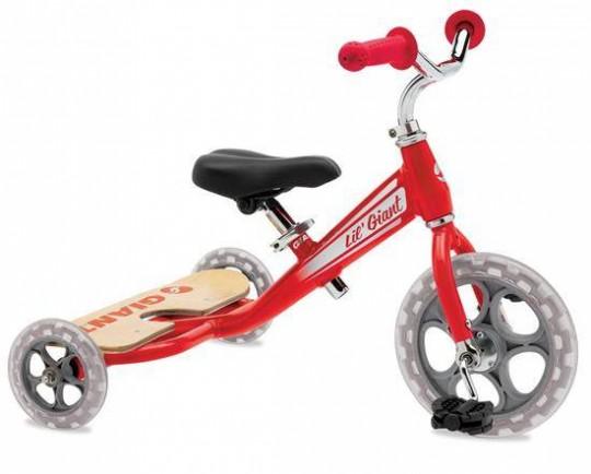 Детский велосипед Giant L'le Trike (2013)