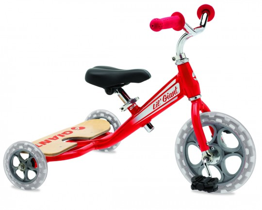 Детский велосипед Giant L'le Trike (2012)