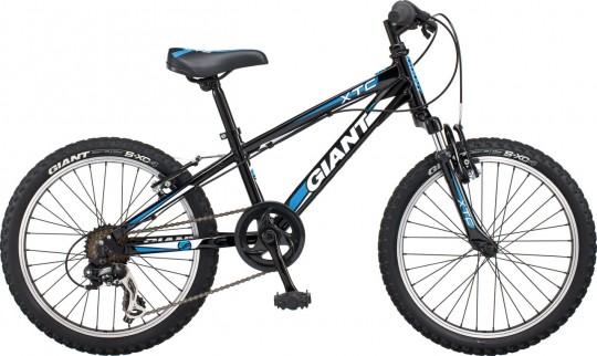 Детский велосипед Giant XtC Jr 2 20