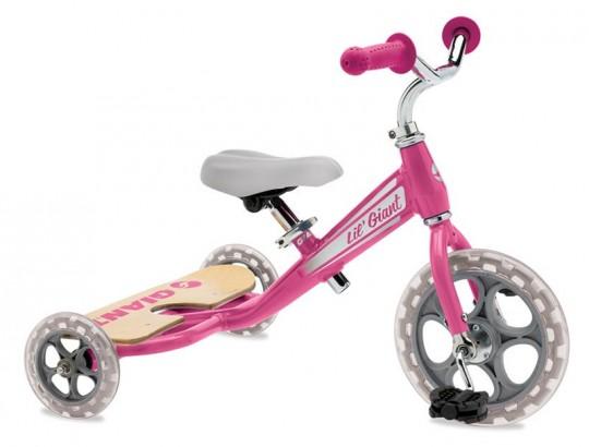 Детский велосипед Giant Lil Trike girl (2011)
