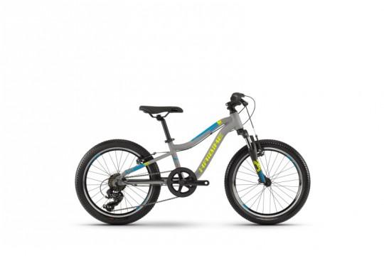 Детский велосипед Haibike SEET Greedy 20'' SF (2019)