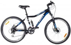 Двухподвесы велосипеды Idol