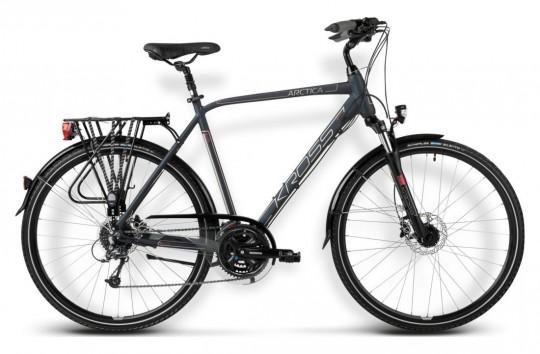 Дорожный велосипед Kross Trans Arctic (2015)