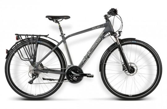 Дорожный велосипед Kross Trans Solar (2015)