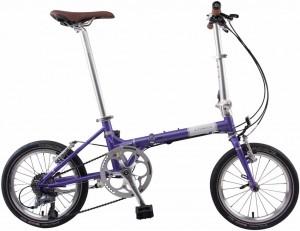 Складной велосипед Langtu QY 018 (2016)