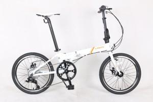 Складной велосипед Langtu КY 028A (2016)