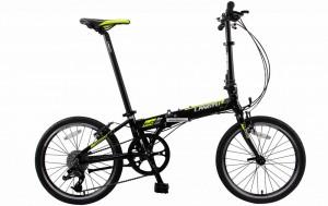 Складной велосипед Langtu КY 028 (2016)