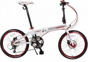 Складной велосипед Langtu К16 (2016)