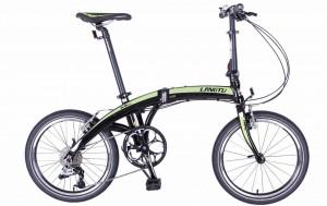Складной велосипед Langtu KW 029 (2016)
