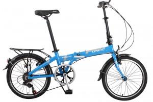 Складной велосипед Langtu КY 027A (2016)