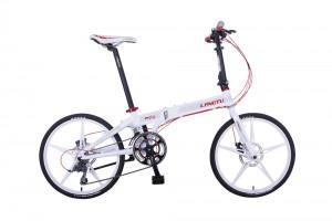 Складной велосипед Langtu К16 STP(2016)