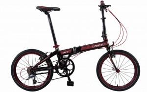 Складной велосипед Langtu К8 (2016)