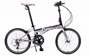 Складной велосипед Langtu КA 9.2 (2016)