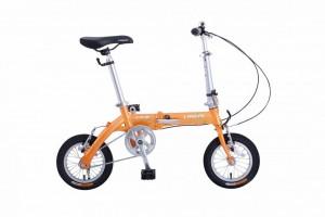 Складной велосипед Langtu KR12 (2016)