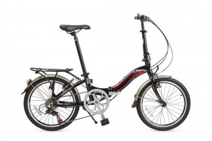 Складной велосипед Langtu KS 027 (2016)