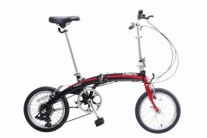 Складной велосипед Langtu KW 017 (2016)