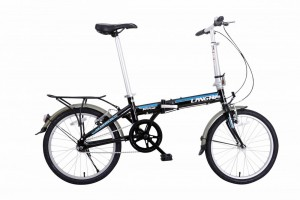 Складной велосипед Langtu КY 02 (2016)