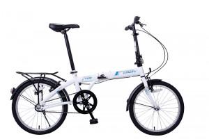 Складной велосипед Langtu TR 02 (2016)